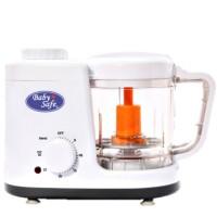 Baby Safe Baby Food Maker BabySafe Steam and Blender Food Processor