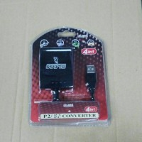 CONVERTER STIK / STICK PS2 / PS 2 / PS3 / PS 3 4 IN 1