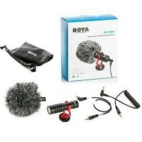Microphone Boya BY-MM1
