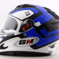 Helm GM Race Pro Full Face