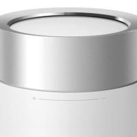 Xiaomi Yin Xiang 2 Round Steel Bluetooth Speaker - White
