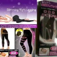 SLIMMING NIGHT LEGGING (BAHAN TEBAL)