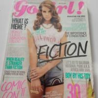 Majalah best seller cewek gogirl! edisi 88/mei 2012