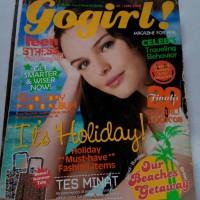 Majalah best seller cewek gogirl! edisi 41/juni 2008