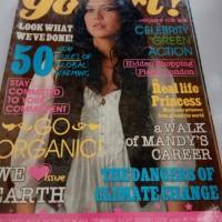 Majalah best seller cewek gogirl! edisi 30/juli 2007