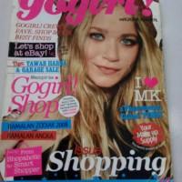 Majalah best seller cewek gogirl! edisi 35/desember 2007