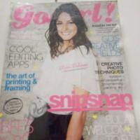 Majalah best seller cewek gogirl!