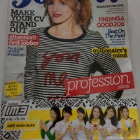 Majalah best seller cewek gogirl! edisi 99/april 2013