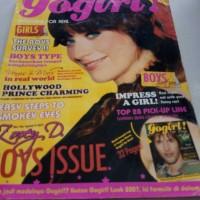Majalah best seller cewek gogirl! edisi 26/maret 2007