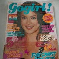 Majalah best seller cewek gogirl! edisi 42/juli 2008