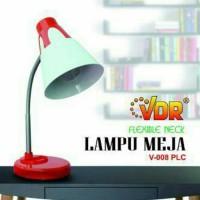 Lampu belajar leher flexible plc v-008