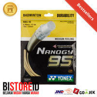 Senar Raket Senar Badminton Yonex Nanogy 95 / NBG-95 / NBG95 Original