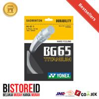 Senar Badminton Yonex BG65 Titanium / BG65 TI