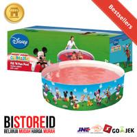 Kolam Tanpa Pompa Anak Bestway Mickey Disney FILL 'N FUN #91009