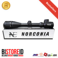 Norconia Rifle Scope / Telescope 3 - 9 x 40 EG