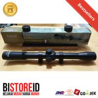 Riffle scope / Monocular / Bushnell scope 4 x 20 mm