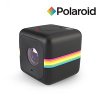 Polaroid Cube+ Wi-Fi Lifestyle Action Camera (Black)