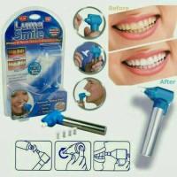 Luma smile pemutih dan pemoles gigi
