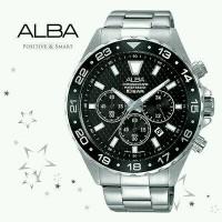 Jam Tangan Pria ALBA AT 3907 Original Garansi Resmi 1 Tahun