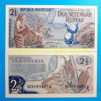 Uang Kuno 2.5 Rupiah Tahun 1961 Mahar Pernikahan Koleksi