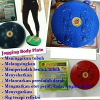 Joging Body plate