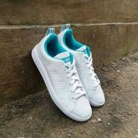 Sepatu ADIDAS NEO ADVANTAGE MINT GREEN / TOSCA ORIGINAL
