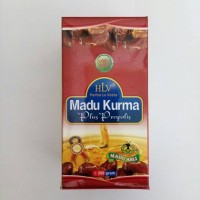 Madu Kurma (Plus propolis)