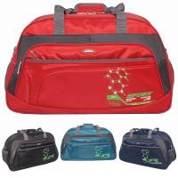 Real Polo Travel bag - Duffle bag - Tas pakaian multi fungsi 7061