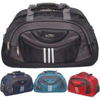 Real Polo Travel bag - Duffle bag - Tas pakaian multi fungsi 7059