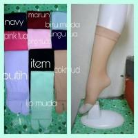kaos kaki jempol warna polos murah grosir ( bebas campur warna )