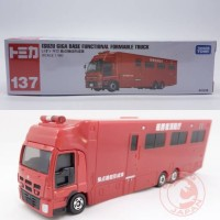 Tomica Long 137 Isuzu Giga Base Functional Formable Truck