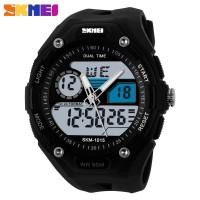Jam Tangan Pria / SKMEI / 1015 / Casio SKMEI / Dual Time