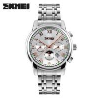 Jam Tangan Pria / SKMEI / 9121 / SKMEI Original / Crono Aktif