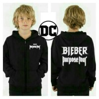 Zipper anak Purpose Tour 01-Favorit fashion