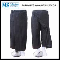 Sarung Celana MS Dewasa SC-HITAM POLOS