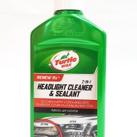 Turtle Wax Renew Rx HEADLIGHT SEALANT & CLEANER 2in1