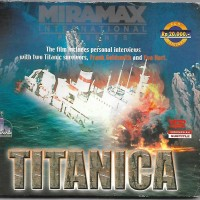 VCD Original - Titanica