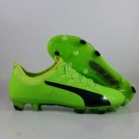 Sepatu Bola Puma Evopower Vigor 1 Green FG Replika Impor