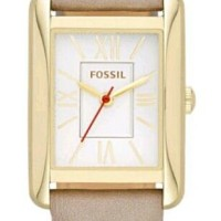 Grosir Fossil Watch Vintage Strap Leather Jam Tangan Original BP1708N