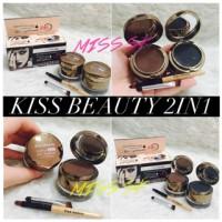 kiss beauty 2in1 Eyeliner