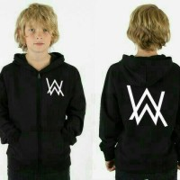 Jaket Anak Allan Walker -Favorit fashion