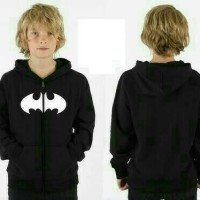 Jaket Anak Batman Logo -Favorit fashion