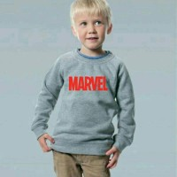 Sweater Anak Marvel 01-Favorit fashion