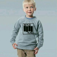 Sweater Anak BLACK FLAG -Favorit fashion