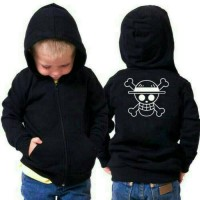 Jaket Anak One Piece -Favorit fashion