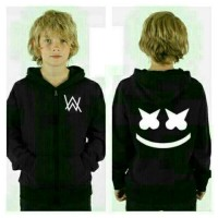 Jaket Anak Allan walker Marmello -Favorit fashion