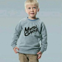 Sweater anak Martin Garrix -Favorit fashion