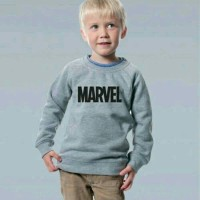 Sweater Anak Marvel 02-Favorit fashion