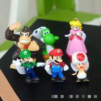 Parfum Pengharum Mobil Karakter Mario Bros