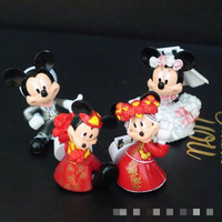 Parfum Pengharum Mobil Karakter Micky Mouse Wedding Edition